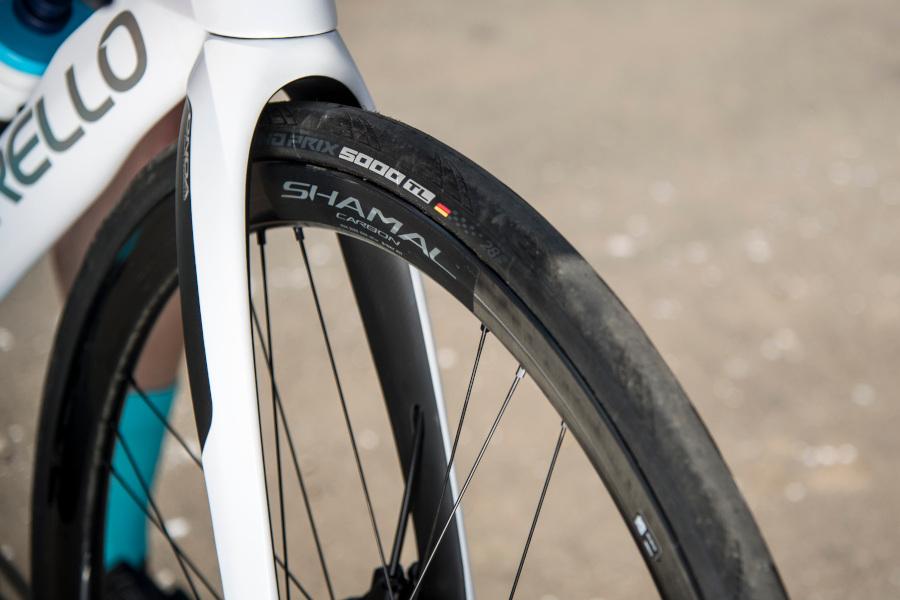Campagnolo Shamal Carbon DB wheels