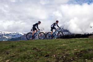 Cicloturismo montaña