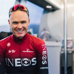 Chris Froome ficha por el Israel Start-Up Nation