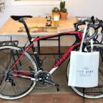 Bicicleta lista