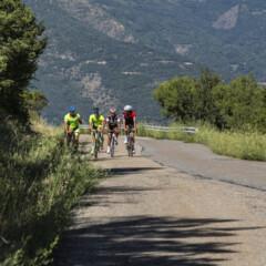 Las estaciones de montaña catalanas apuestan por las rutas ciclistas