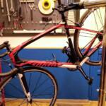 Reparación bici