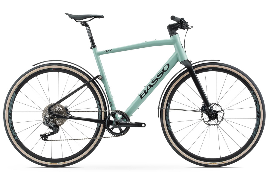 Basso Tera green