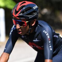 Egan Bernal pierde sus opciones en el Tour de Francia