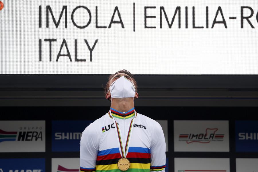 Julian Alaphilippe Imola