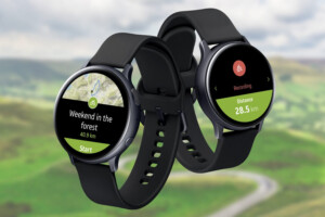Komoot smartwatch
