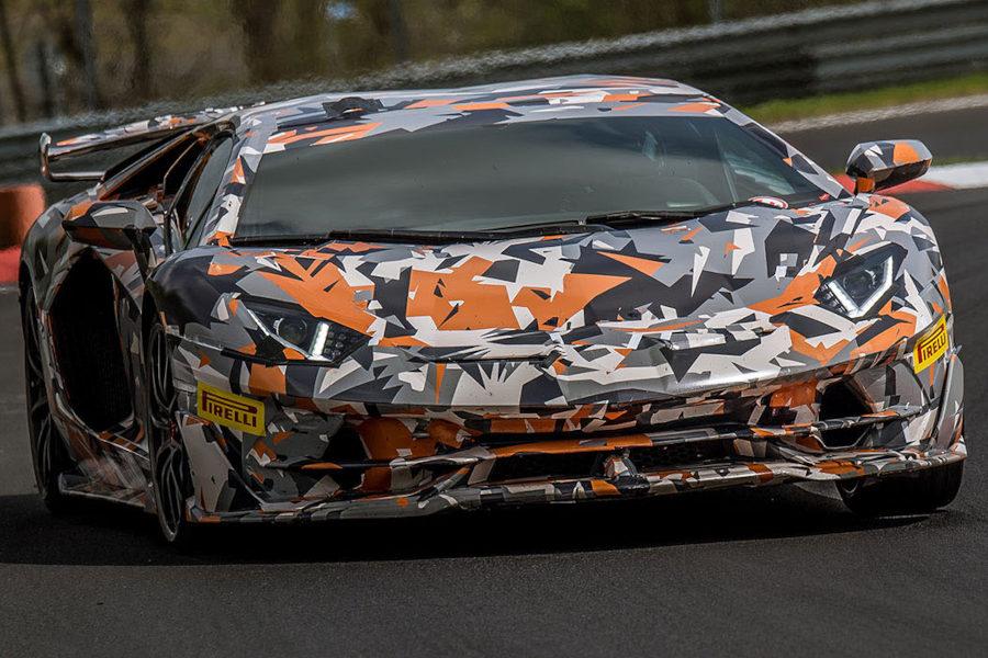 Lamborghini Nurburgring