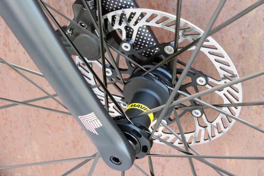 Mavic Cosmic SLR 45 Disc ruedas
