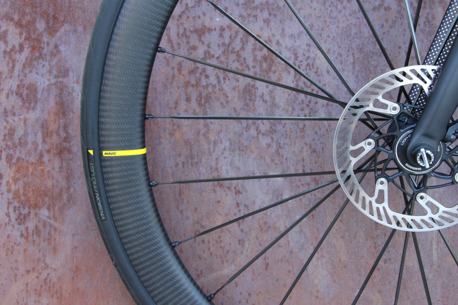 Mavic Cosmic SLR 45 Disc wheels