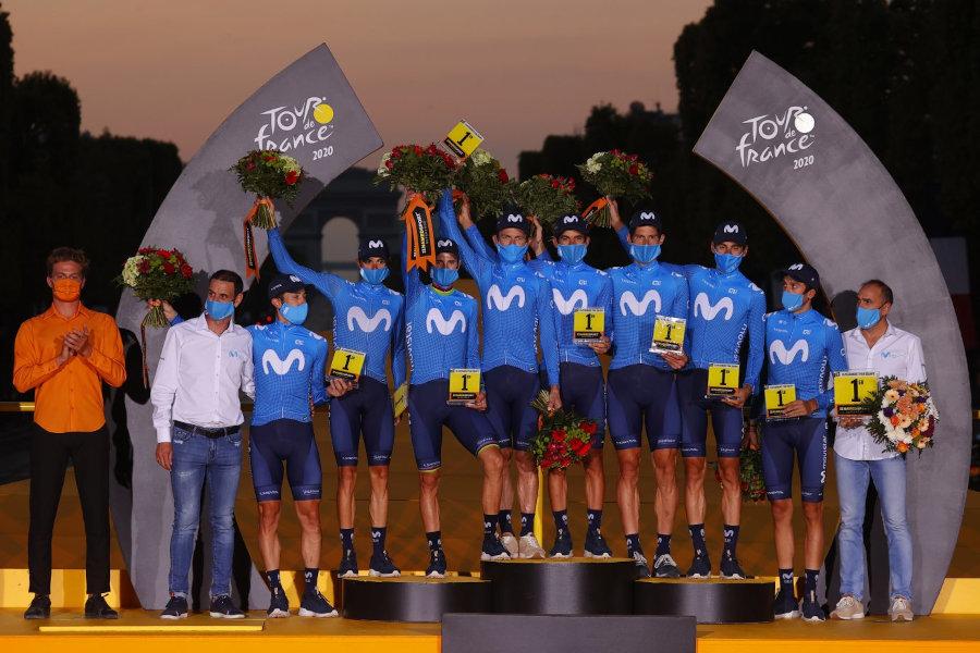 Movistar Team Tour de Francia 2020