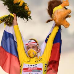 Pogacar se consagra en el Tour de Francia