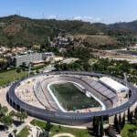 El velódromo de Barcelona cobra vida