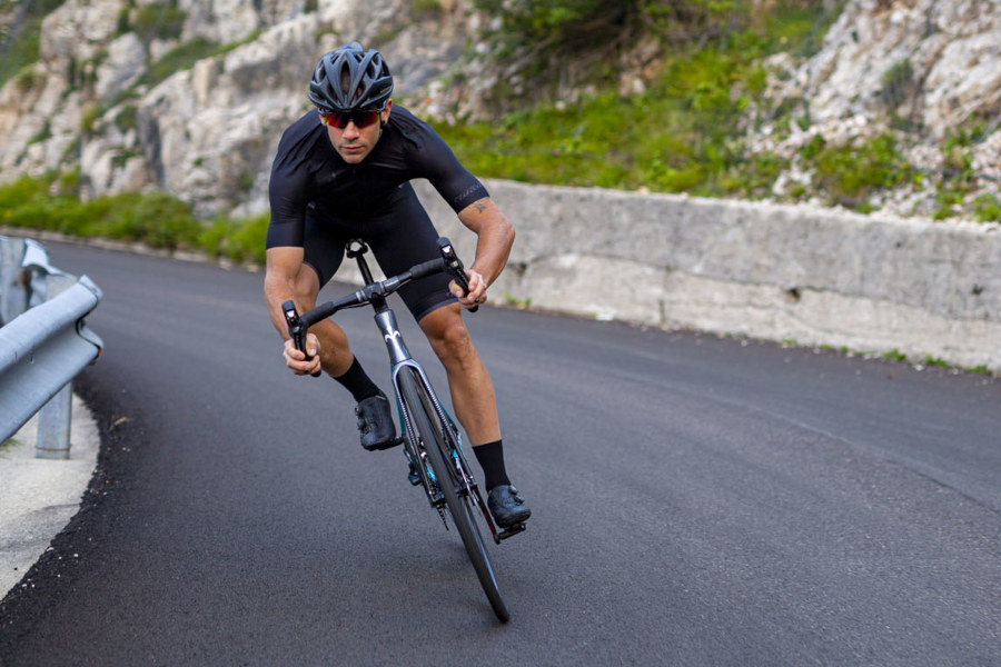 Wilier 0 SL action