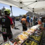 Transgrancanaria Bike avituallamiento
