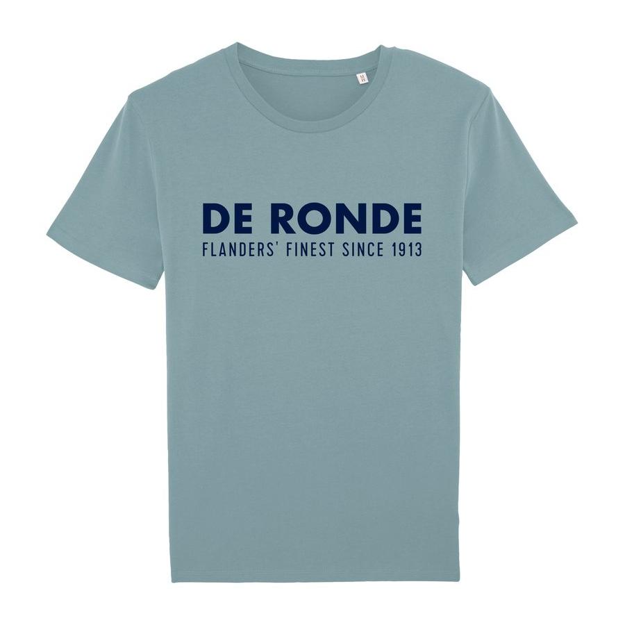 Çois De Ronde man blue