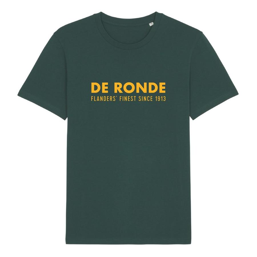 Çois De Ronde man green