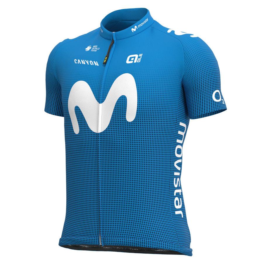 Alé Movistar maillot