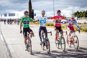 La Vuelta 2020 maillots