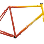 Ritchey Outback Sunset Fade frame