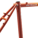 Ritchey Outback Sunset Fade steel