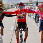 Roglic repite triunfo en La Vuelta