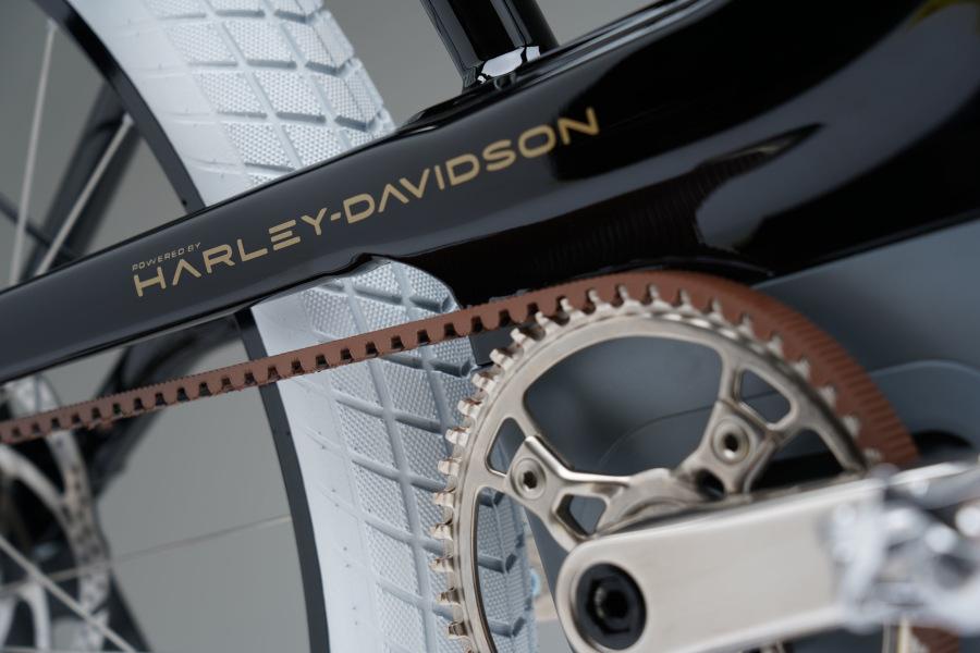 Serial 1 Cycles Harley-Davidson