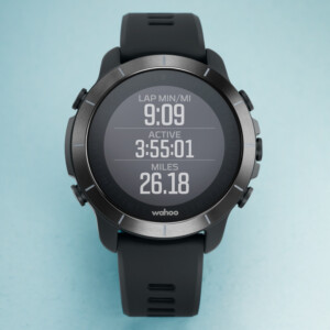 Wahoo Elemnt Rival watch