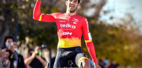 Campeones de la Copa de España de Ciclocross 2020