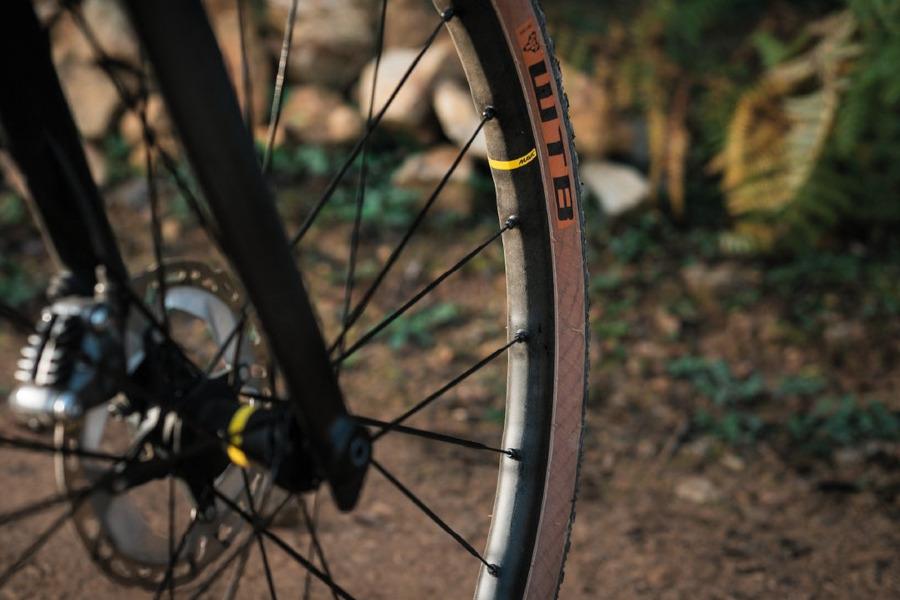 Mavic Allroad wheels
