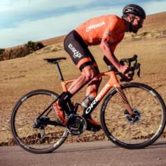 Gran Canaria's Hardest Climb: un ciclista contra tres runners