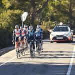 Trek-Segafredo training camp
