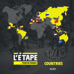L'Etape by Tour de France 2021