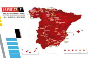 La Vuelta 21