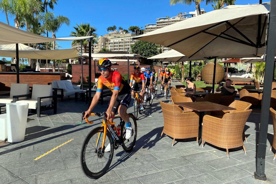 Mikel Landa Gran Canaria