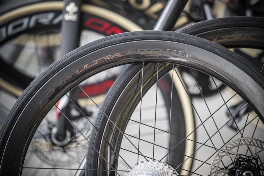 Campagnolo Bora Ultra WTO ruedas
