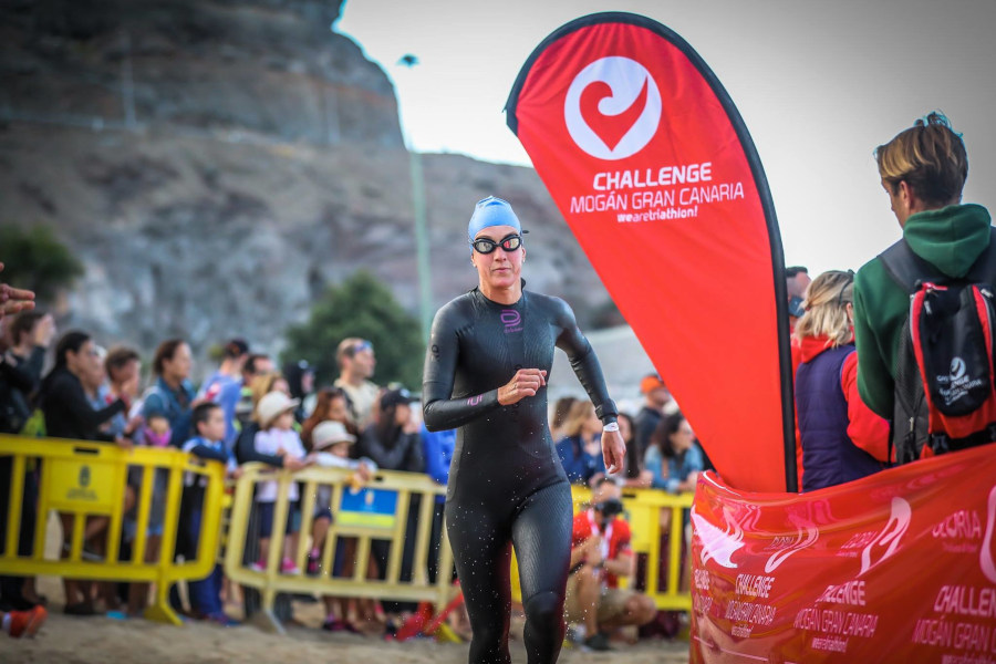 Challenge Mogan Gran Canaria swim