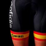 España ciclismo culote
