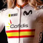 España ciclismo maillot