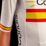 Maillot España ciclismo