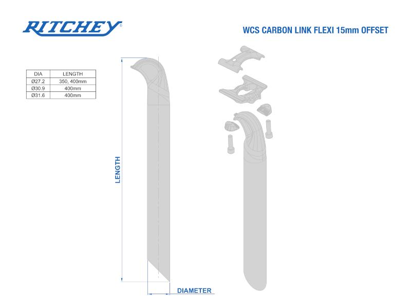 Ritchey WCS Carbon Link FlexLogic tech