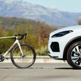 Basso x Jaguar Watt for Watt Strava Challenge