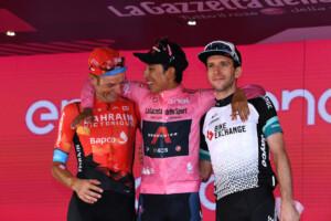 Caruso Bernal Yates Giro