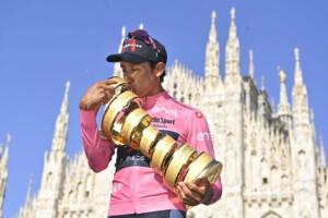 Egan Bernal Giro 2021