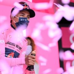 Egan Bernal, rey del Giro de Italia