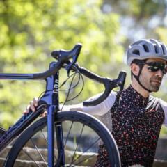 Ropa ciclista Santini con Polartec Delta