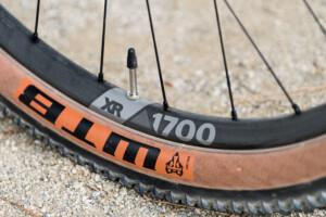 DT Swiss aluminium wheels