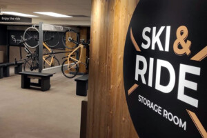 Hotel Ski Plaza bicicleta
