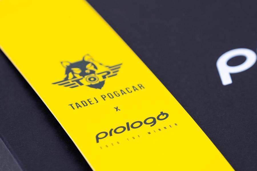 Prologo Tadej Pogacar
