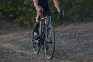 Ritchey Road Logic Disc cycling