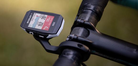 Ciclocomputadores GPS Sigma Rox 2.0, 4.0 y 11.1 EVO